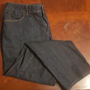 Heritage Straight Leg Jeans
